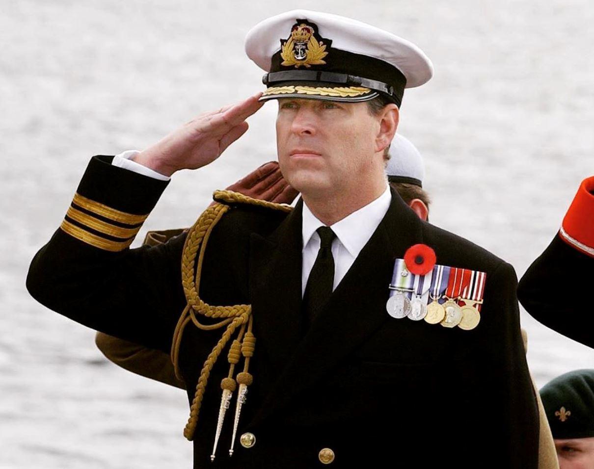 Principe Andrew