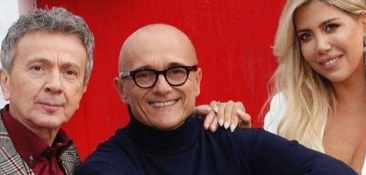 """GF Vip, Alfonso Signorini: """"Cristina Plevani? Siamo pronti a novità"""""""