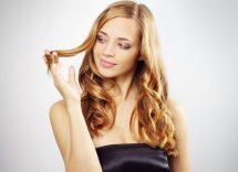 capelli sfibrati e rovinati