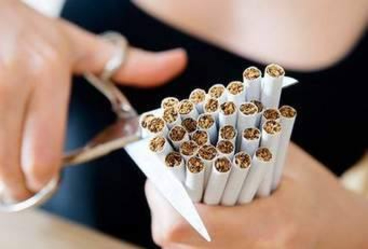 dieta naturale per smettere di fumare
