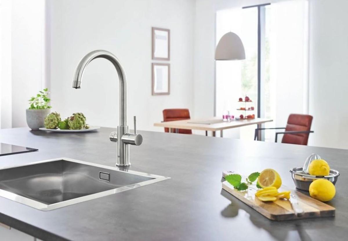 rubinetto cucina