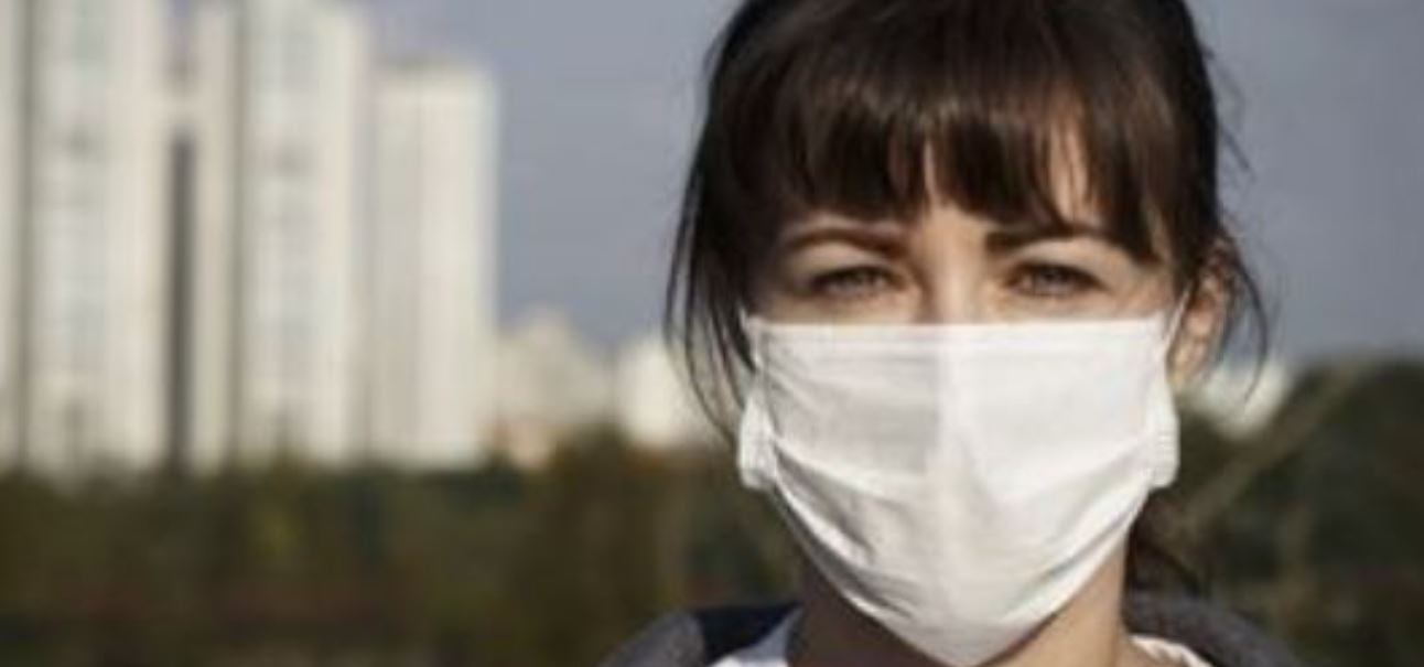 maschera medica antivirus