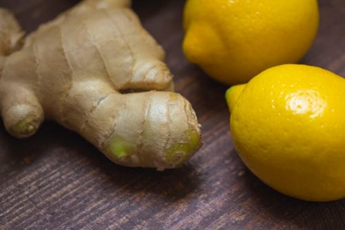 dieta di zenzero e limone