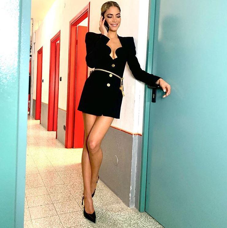 Sanremo 2020, tutti i look di Elodie sul palco dell'Ariston