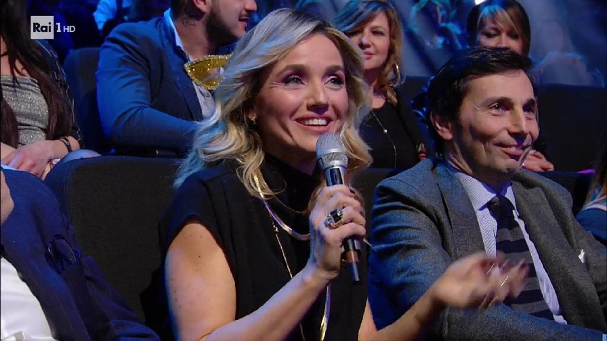 Laura Chimenti: il look per Sanremo 2020