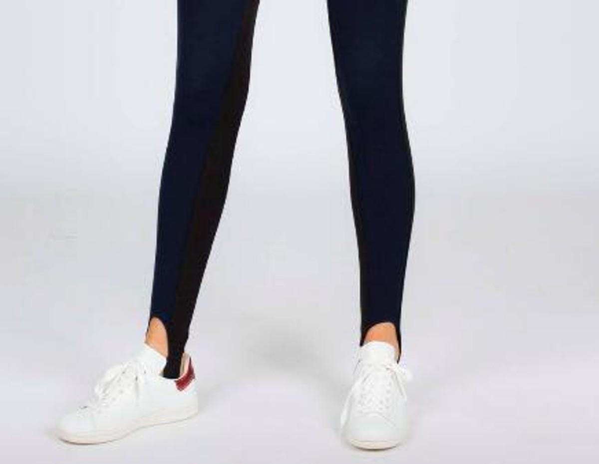 pantaloni fuseaux