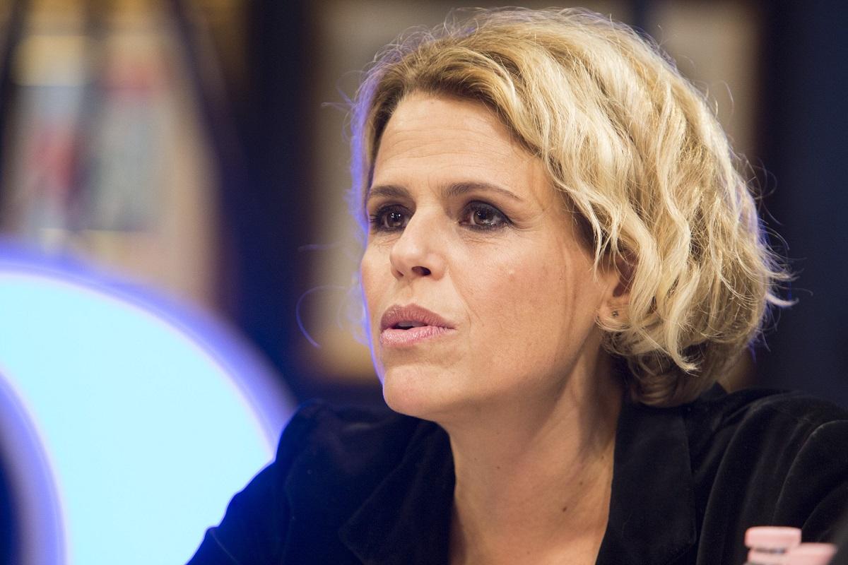 Tosca: il look per Sanremo 2020