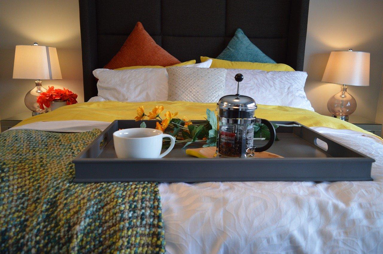 Idee colazione a letto