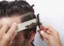 come tagliare i capelli ad un uomo a casa