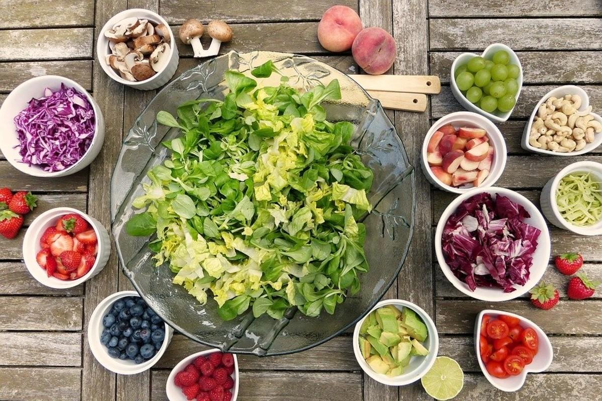 dieta a base di erbene
