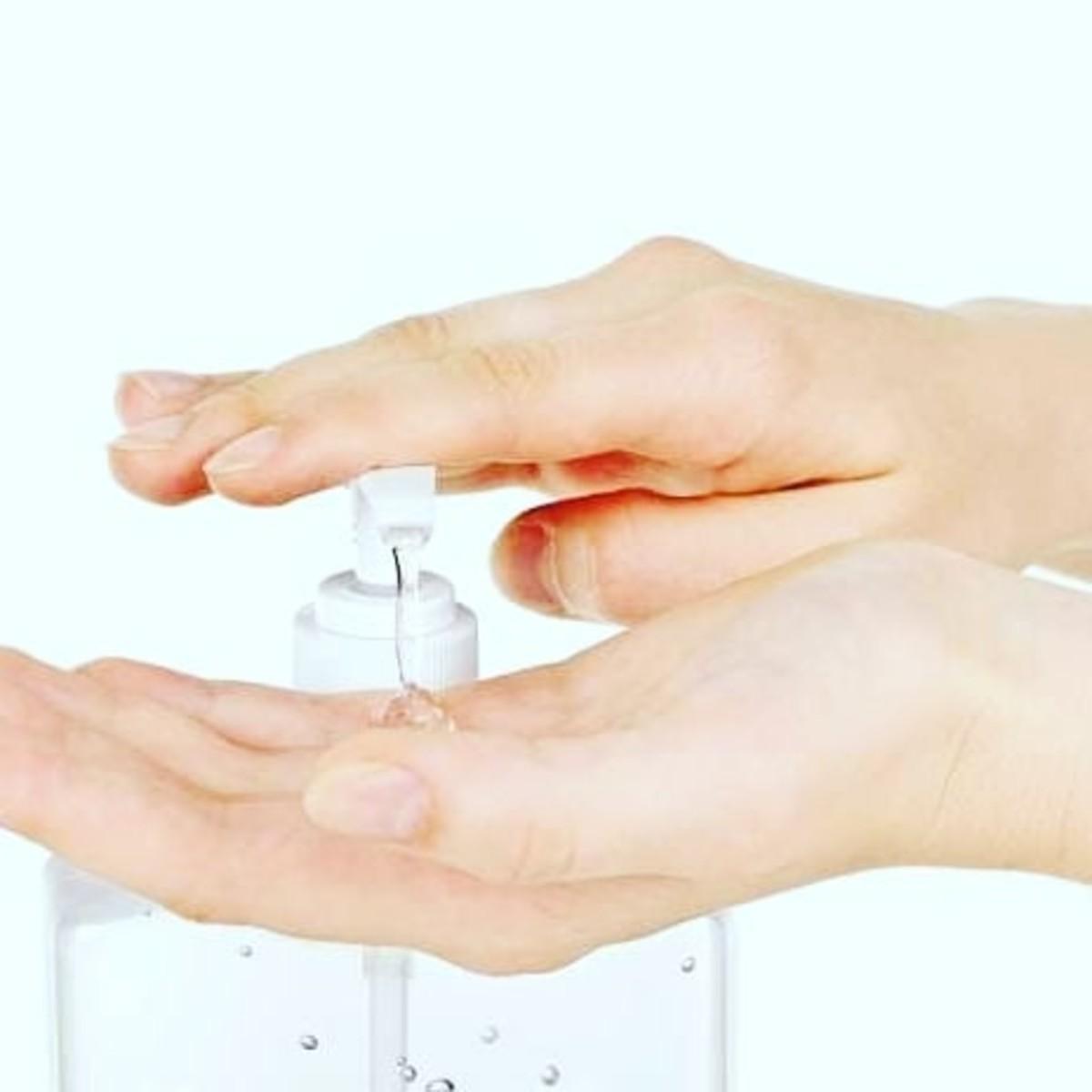 gel antisettico