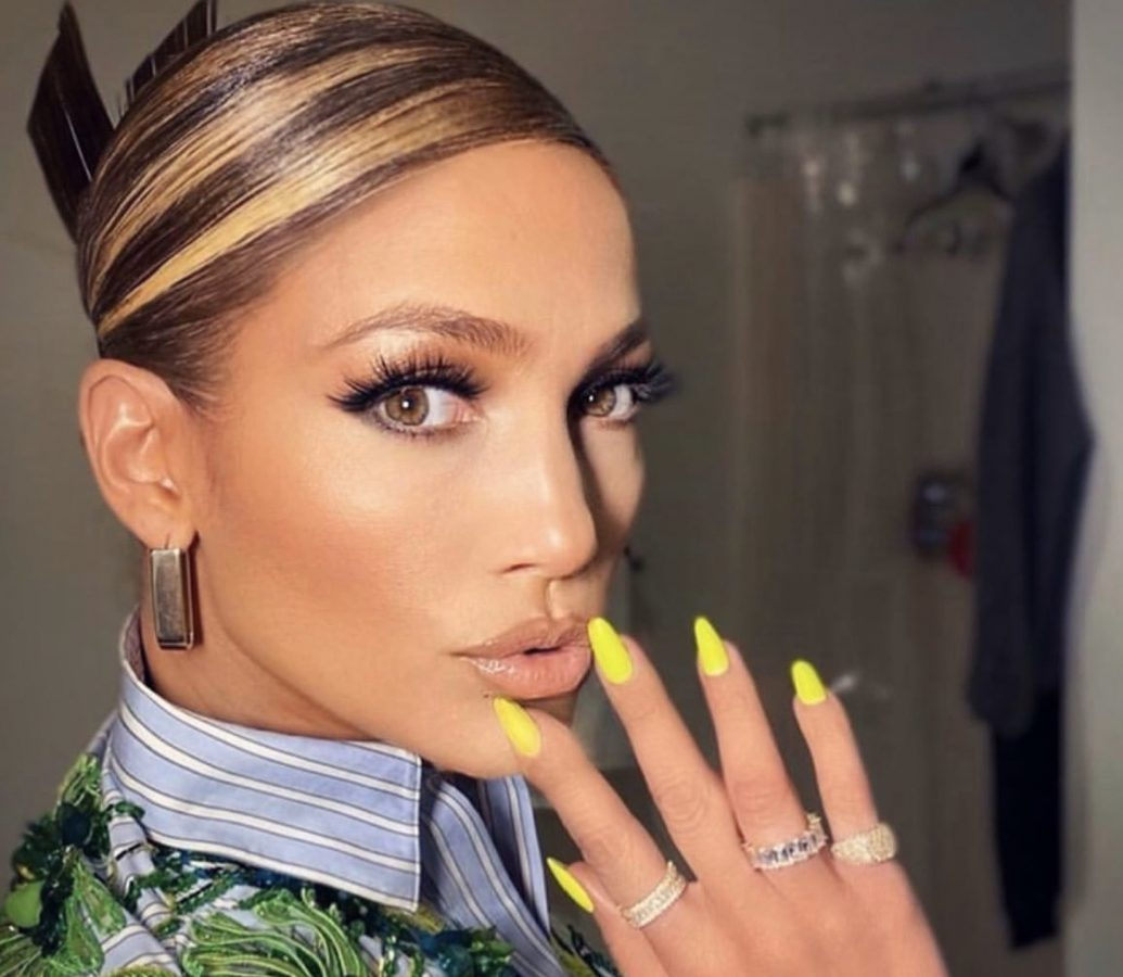 Jennifer Lopez nuovo look