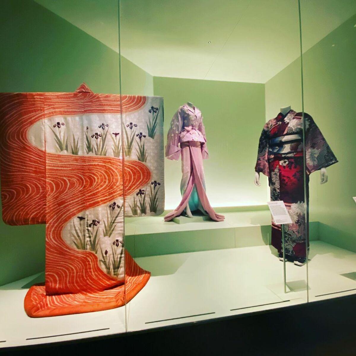 kimono moda londra