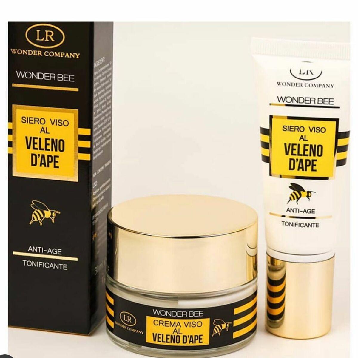 LR wonder company: i prodotti al veleno d'ape