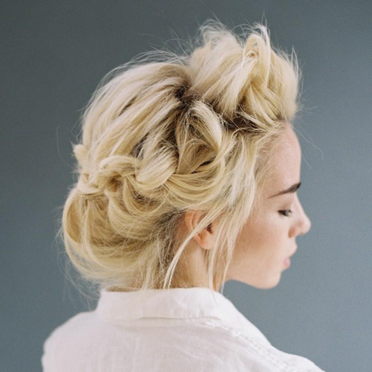 Famoso Le più belle acconciature per capelli corti | Donne Magazine CO48