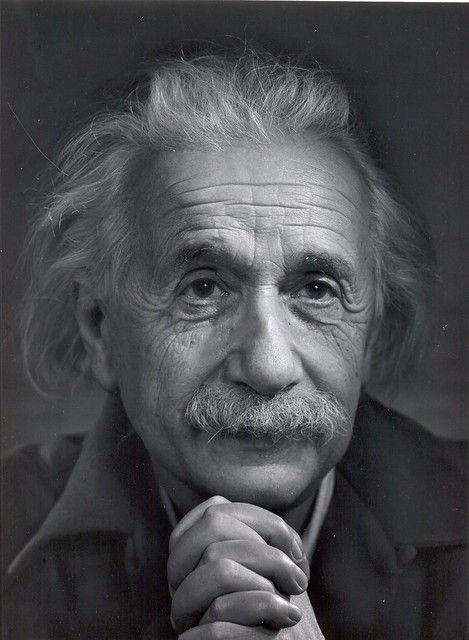 Albert Einstein legge dell'attrazione