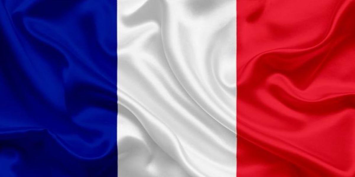 bandiera francese blu bianca rossa