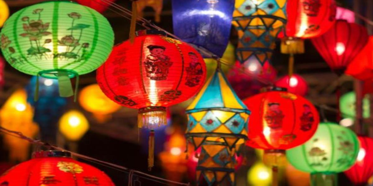 come costruire una lanterna cinese