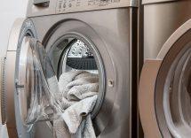 come disinfettare la lavatrice