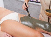 massaggi con fanghi