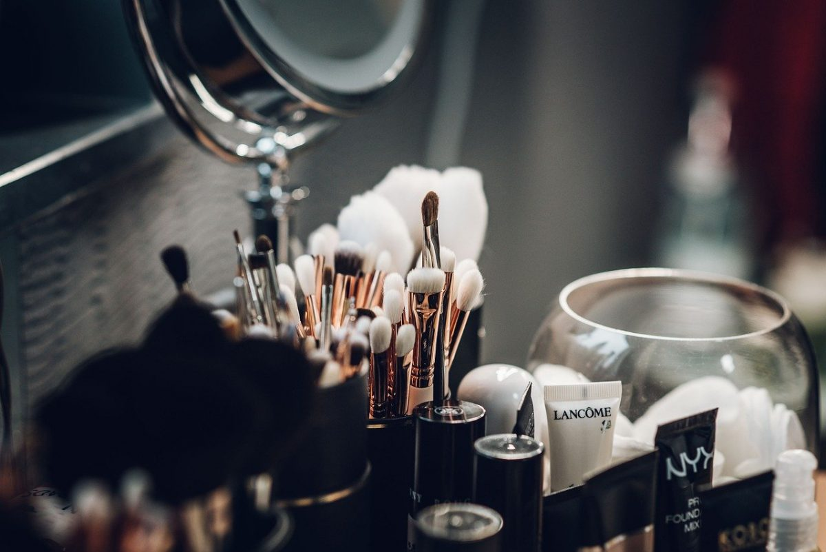 organizzare cosmetici bagno