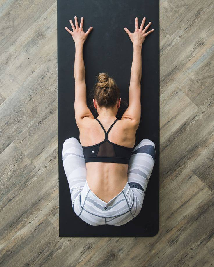 stretching casa esercizi