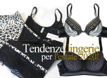 Tendenza intimo lingerie 2020