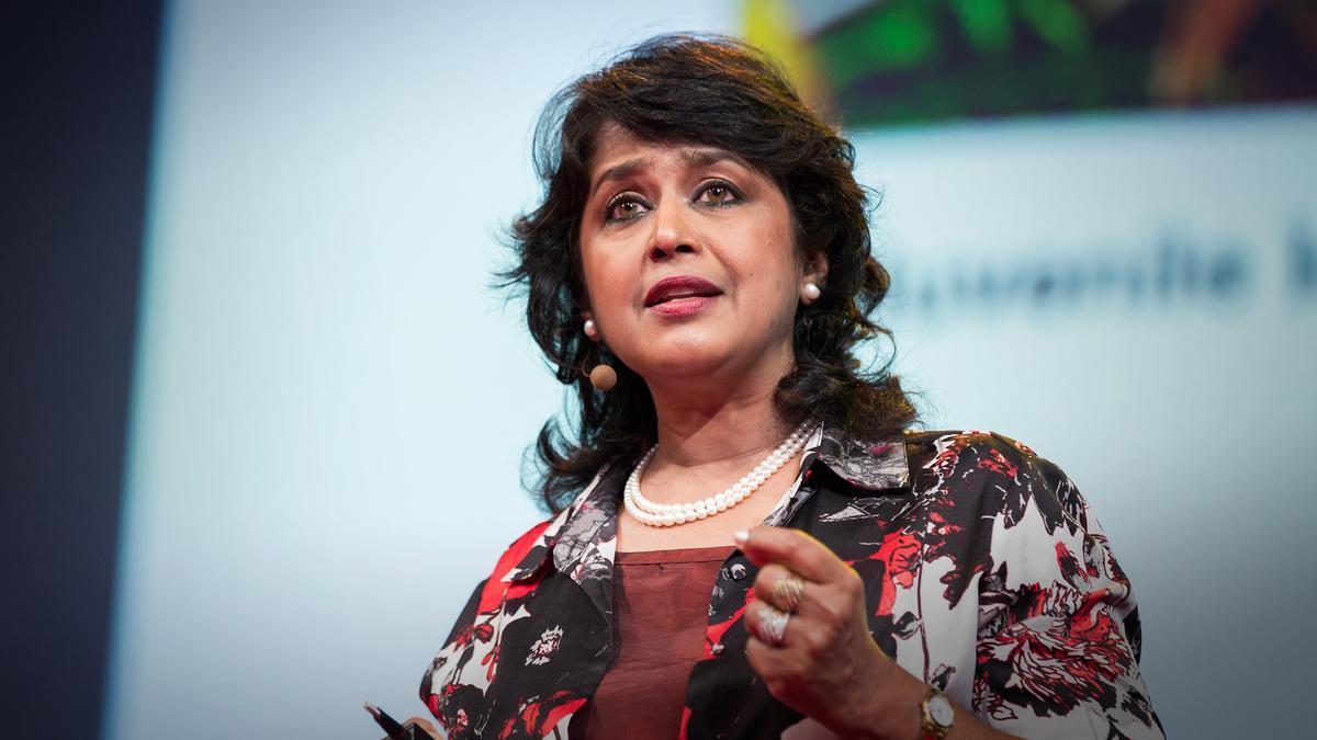 Ameenah Gurib: chi è