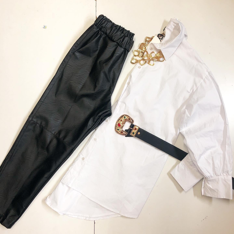 Camicia bianca come indossarla