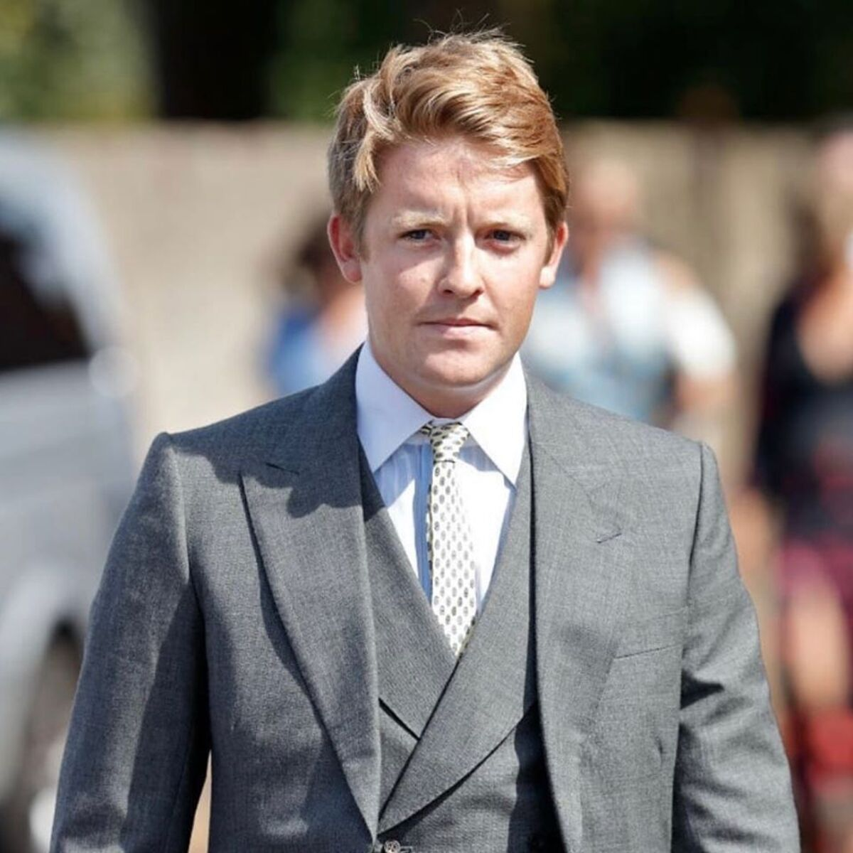 Chi è hugh grosvenor?
