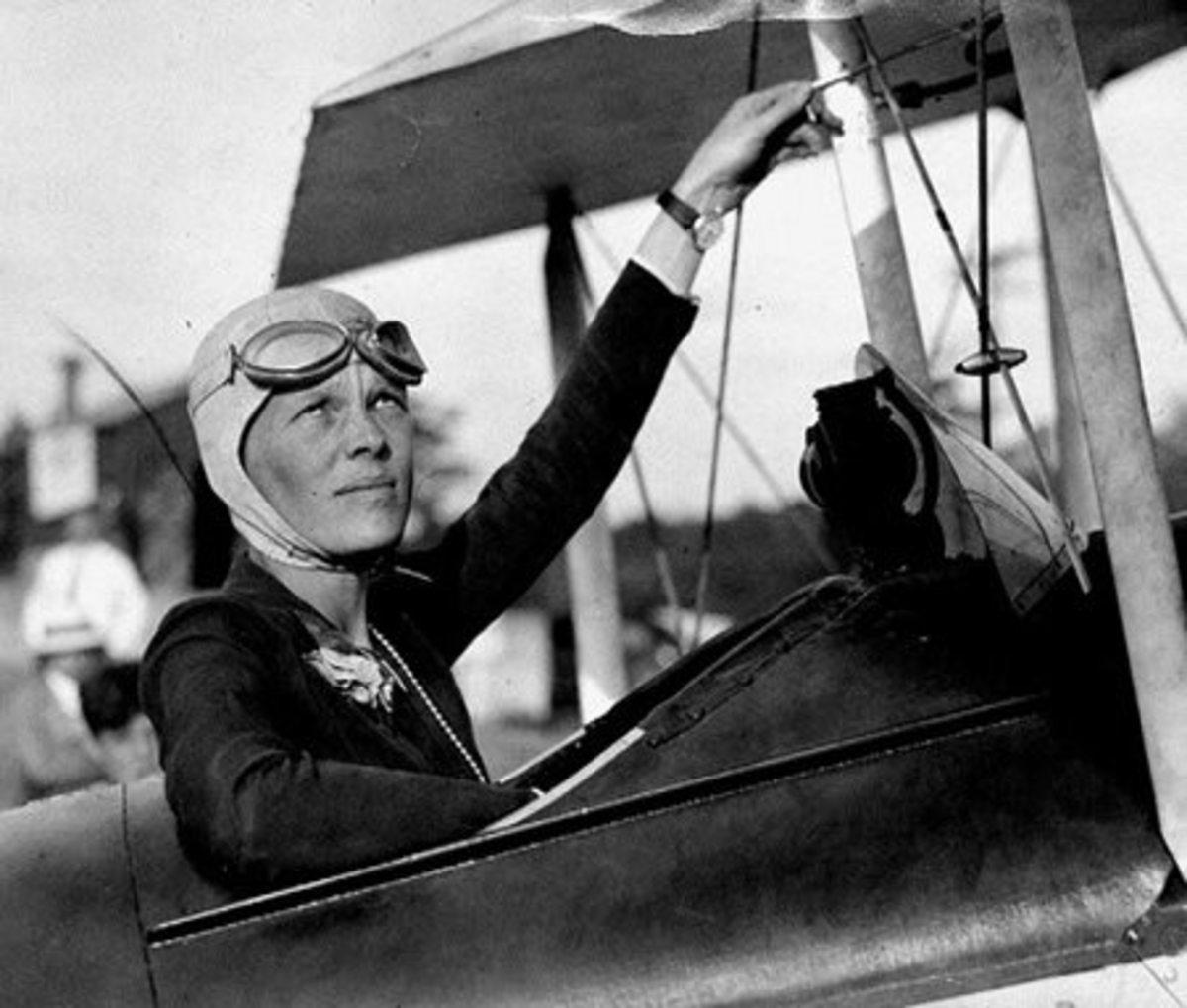 Chi era Amelia Earhart