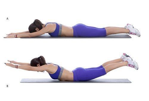 Come allenare il core