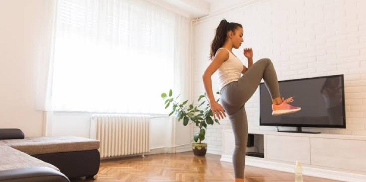 come allenarsi a casa senza tappetino