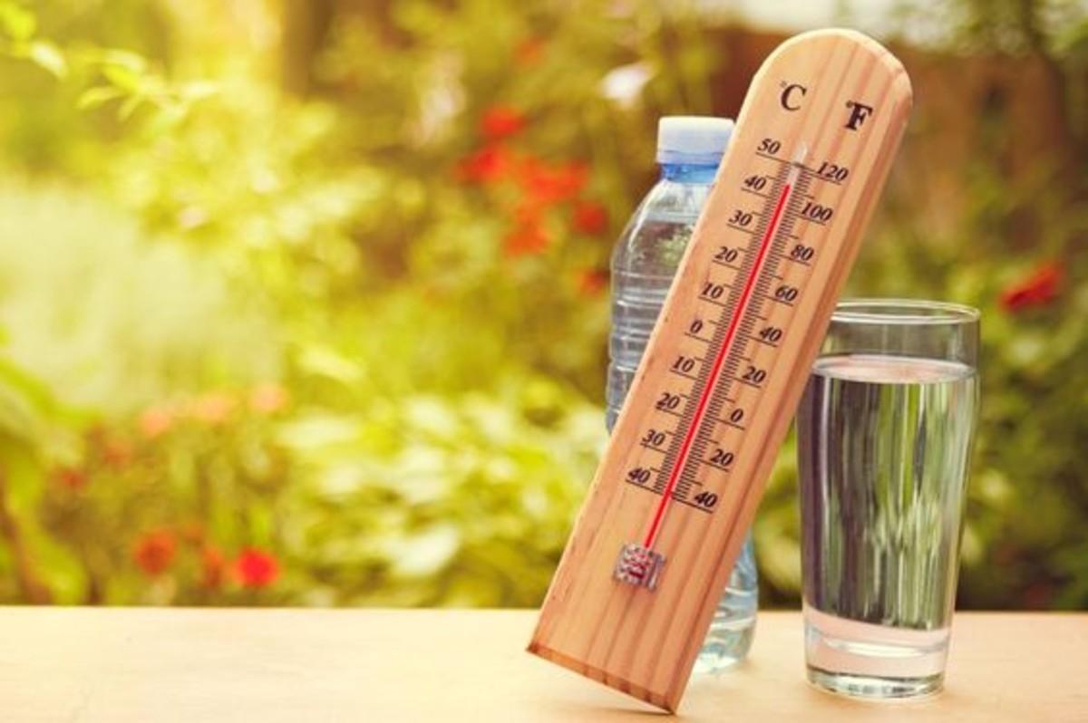 come sopportare il caldo