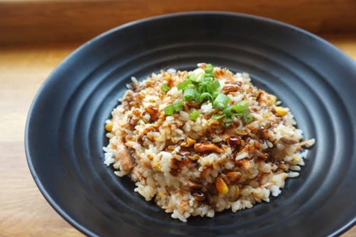 dieta a base di riso