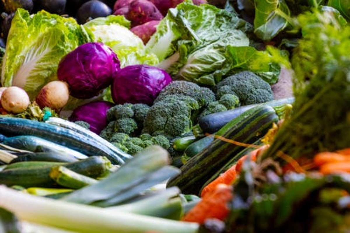 dieta a base di verdure