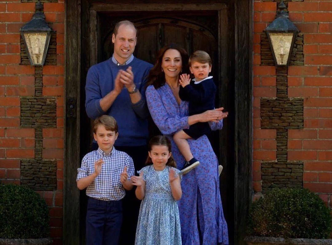 Kate Middleton zoom look