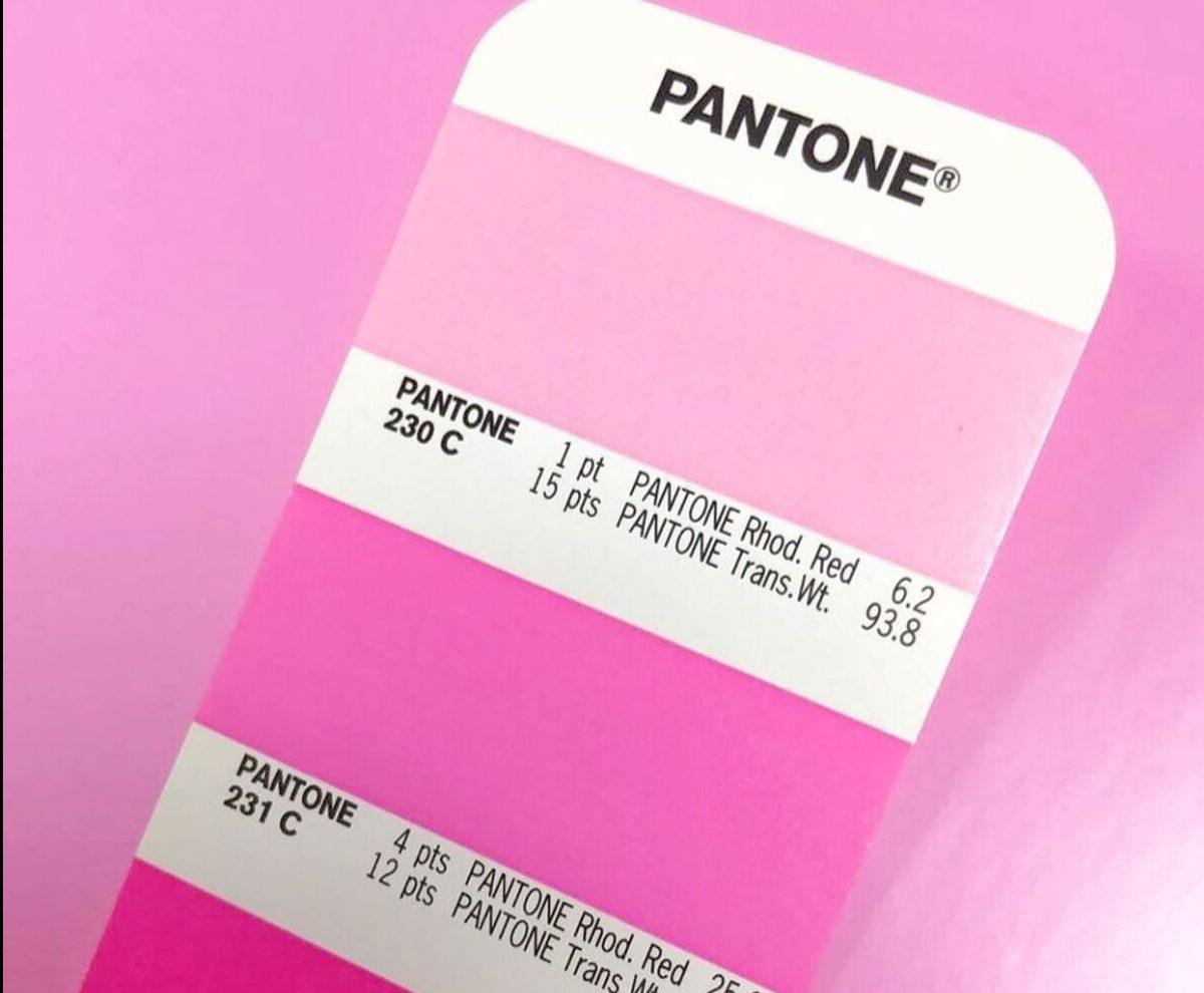 Moda Estate 2020 look rosa