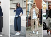 Pantaloni cropped: i must have