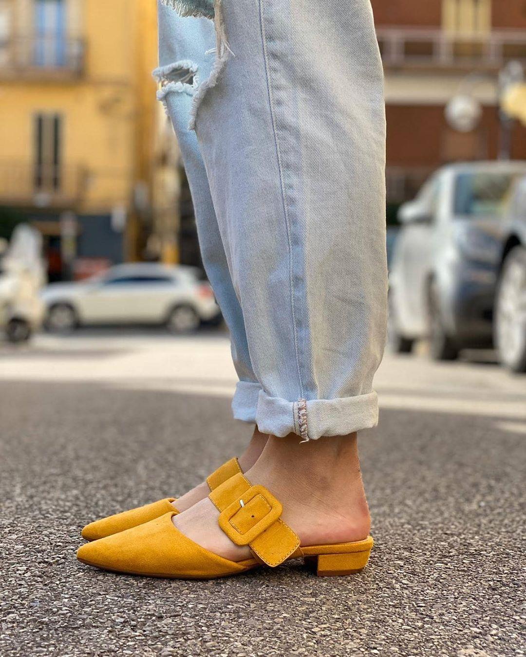 sandali tacco basso estate 2020