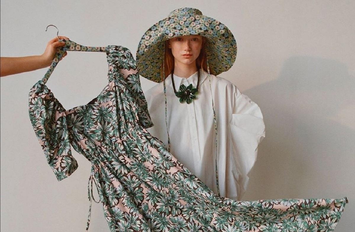 Vestiti floreali primavera 2020