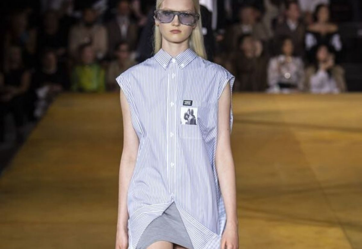 camicia mini abito tendenza moda estate 2020