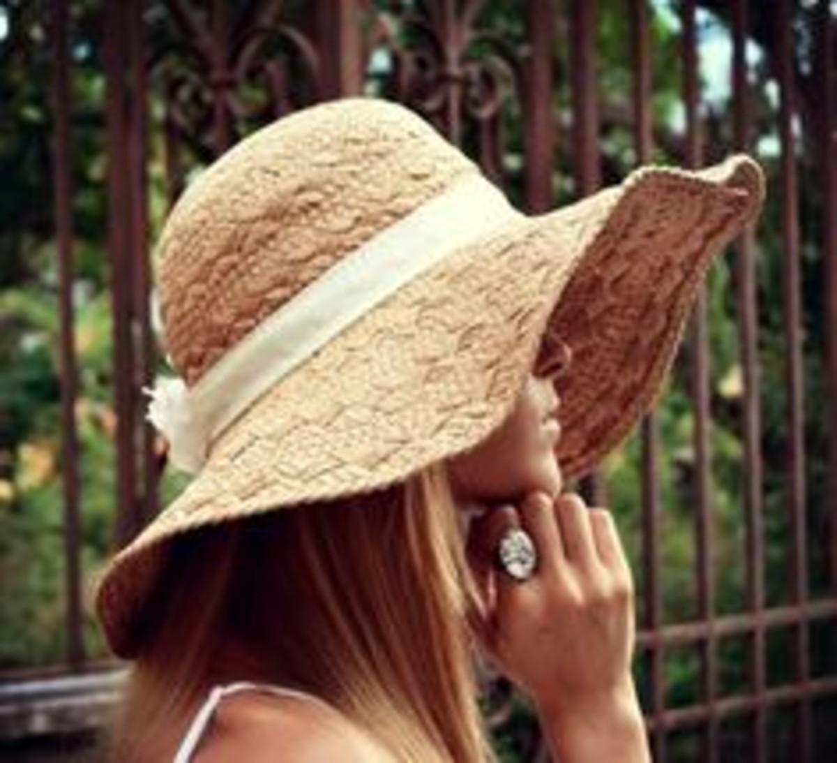 cappelli estivi