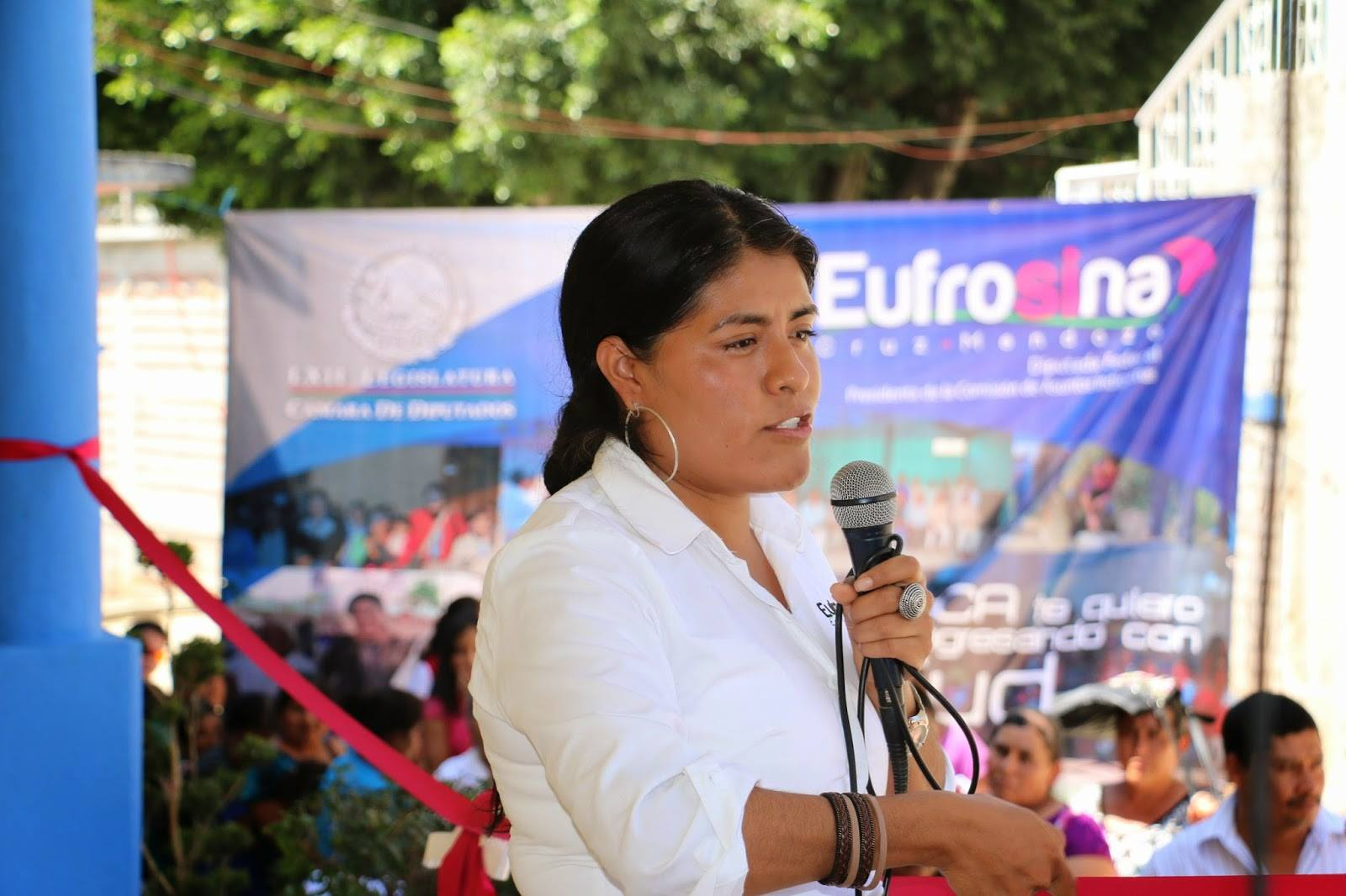 Chi è Eufrosina Cruz