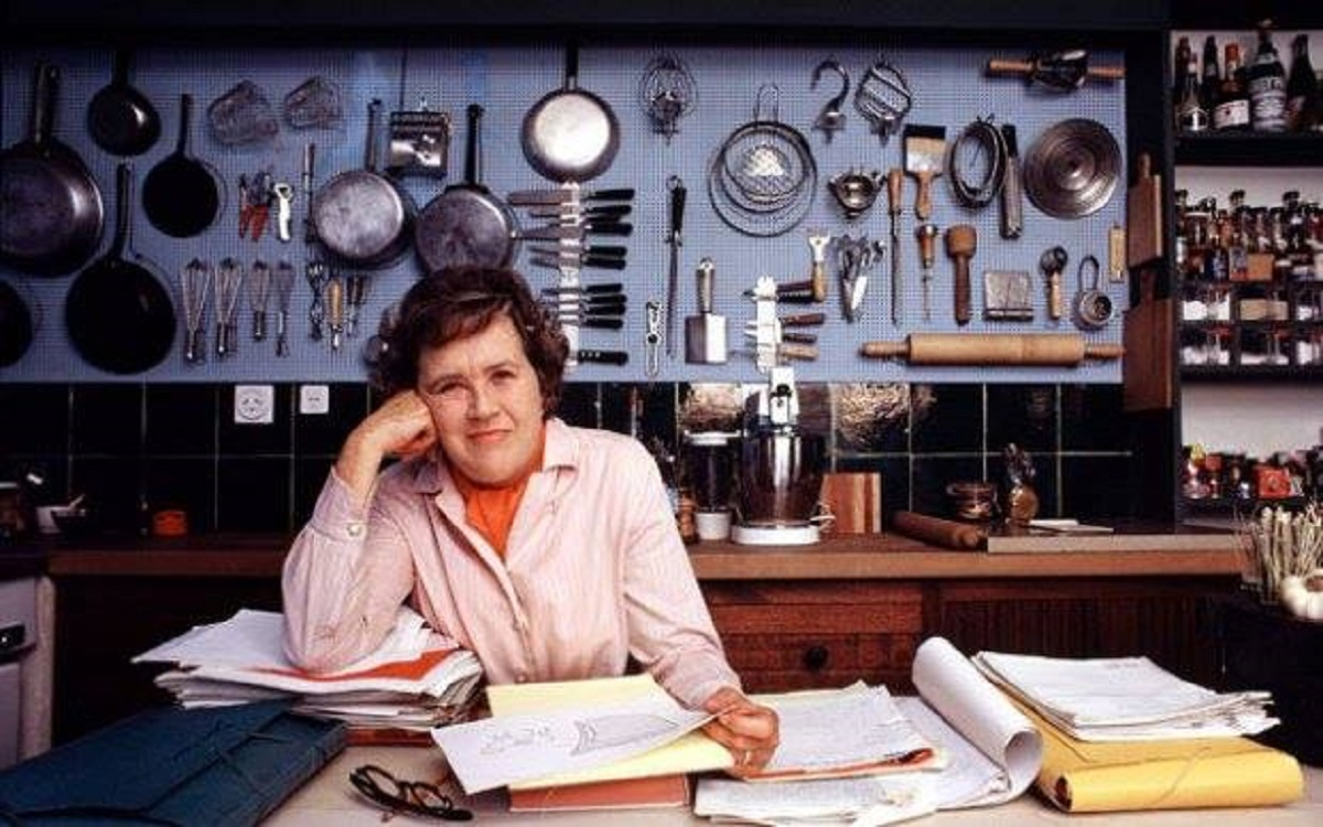 Chi era Julia Child