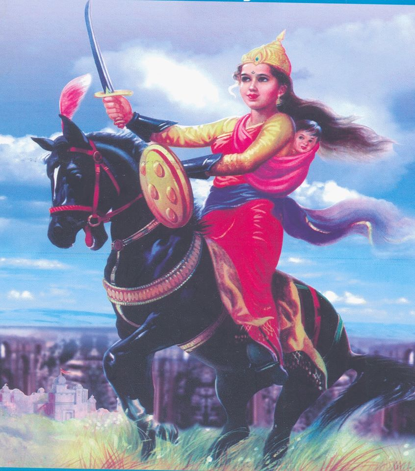 Chi era Rani Lakshmi Bai