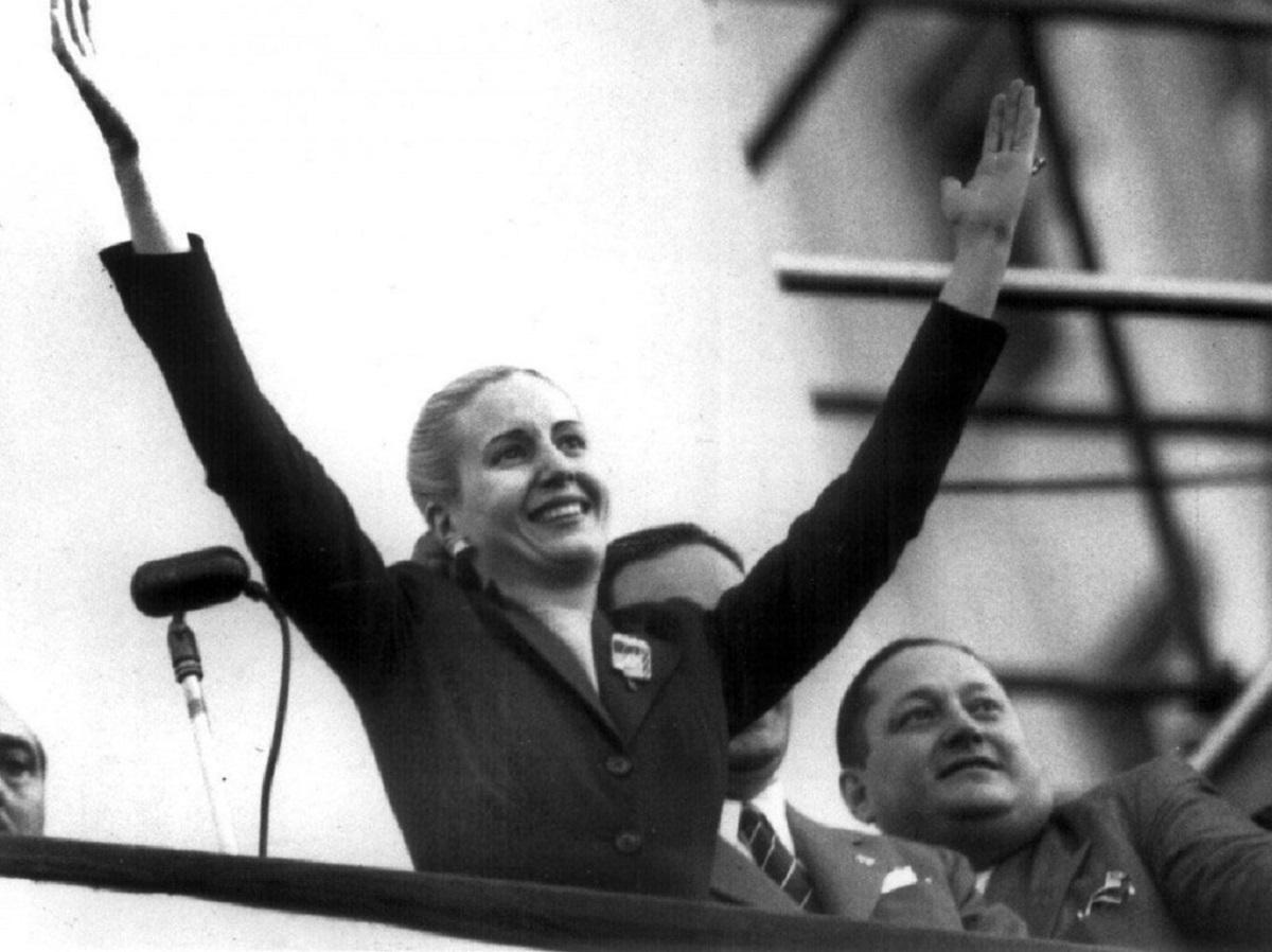Evita Peron chi era