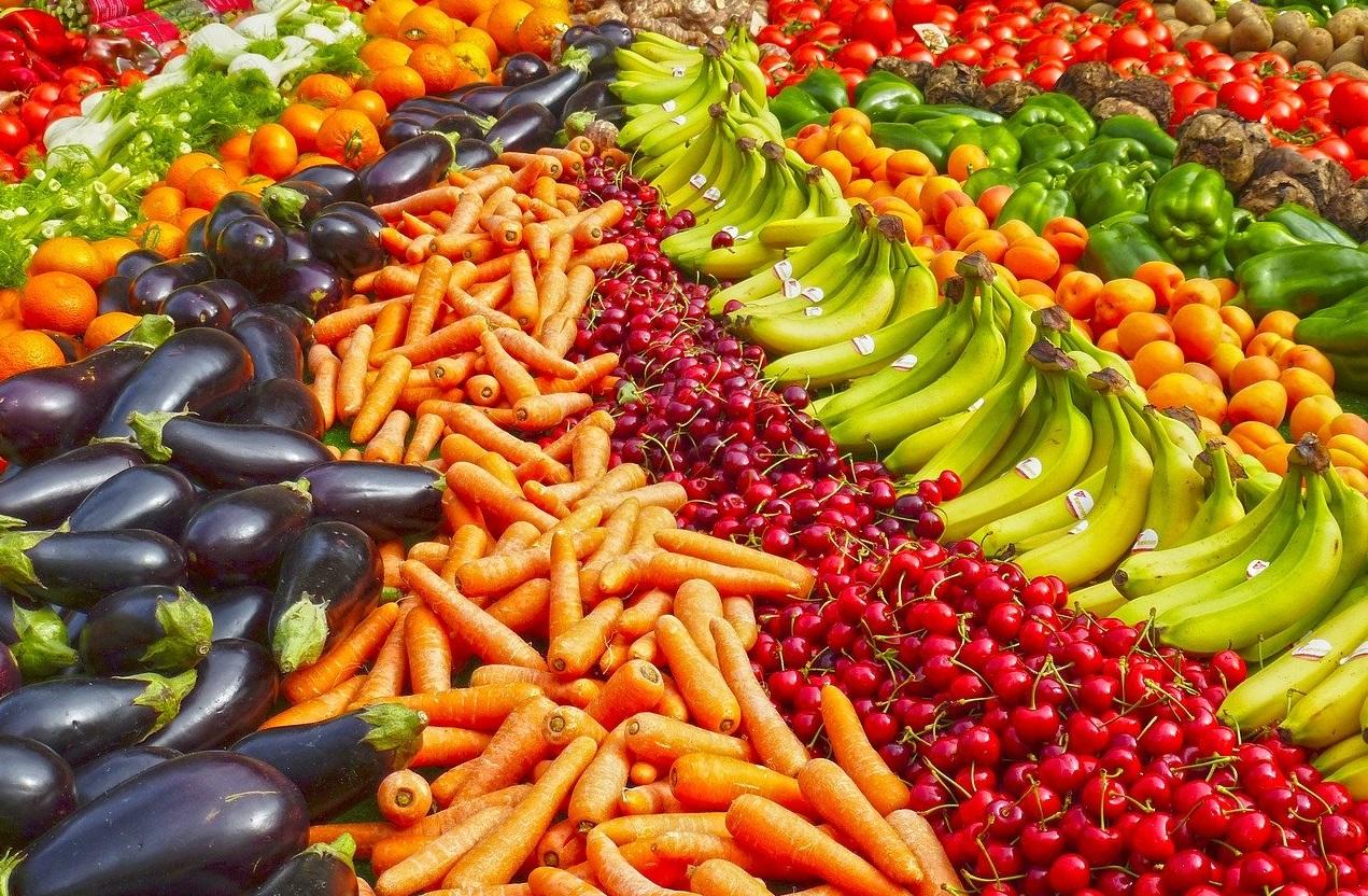 Frutta e verdura migliorano qualità della vita