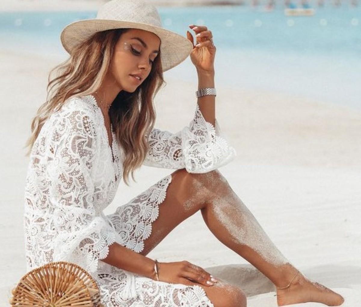 vestiti da spiaggia