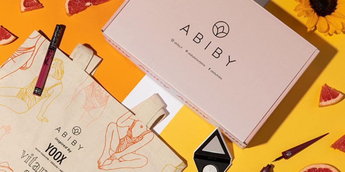 abiby yoox beauty box
